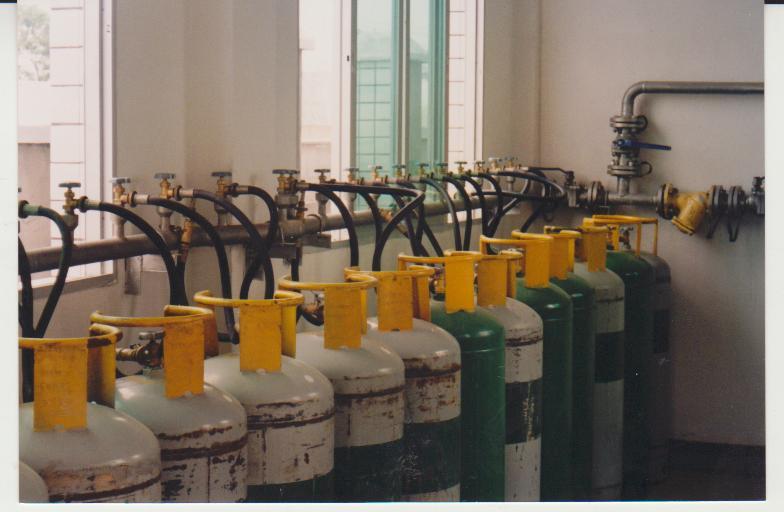 瓶组气化站内管道设备